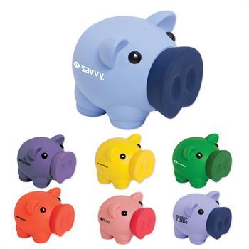 BNKPIG - Pvc Large Nose Piggy Bank