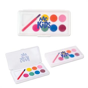 S1560X - 7 Color Watercolor Paint Set