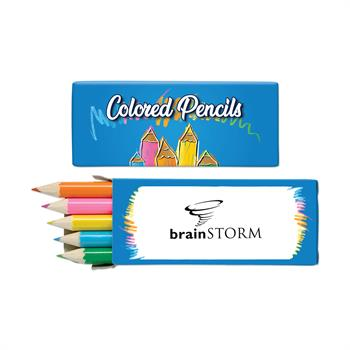 S3551X - 5 Pack Colored Pencils
