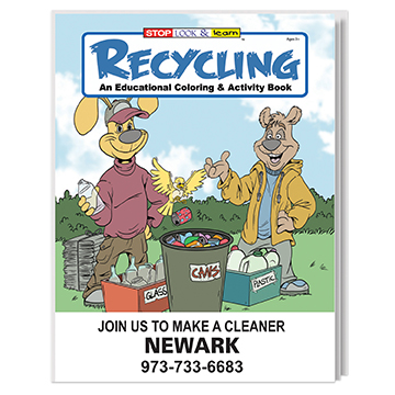 WCB2 - Recycling Coloring Book