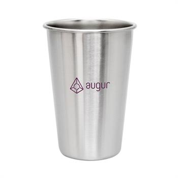 WL1035X - 16 oz. Stainless Steel Pint