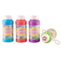 4 Oz Bubbles - Asst Colors