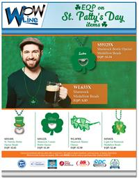 EQP on St. Patty's Day Items!